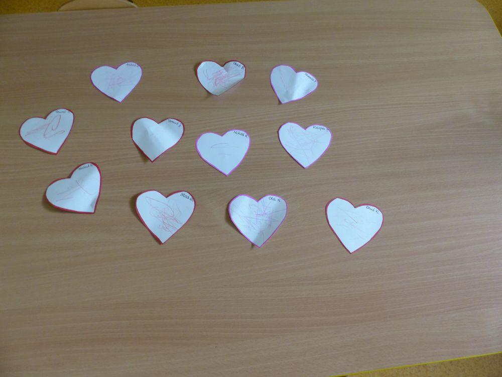 Przeglądasz zdjęcia z artykułu: Walentynkowe serduszko