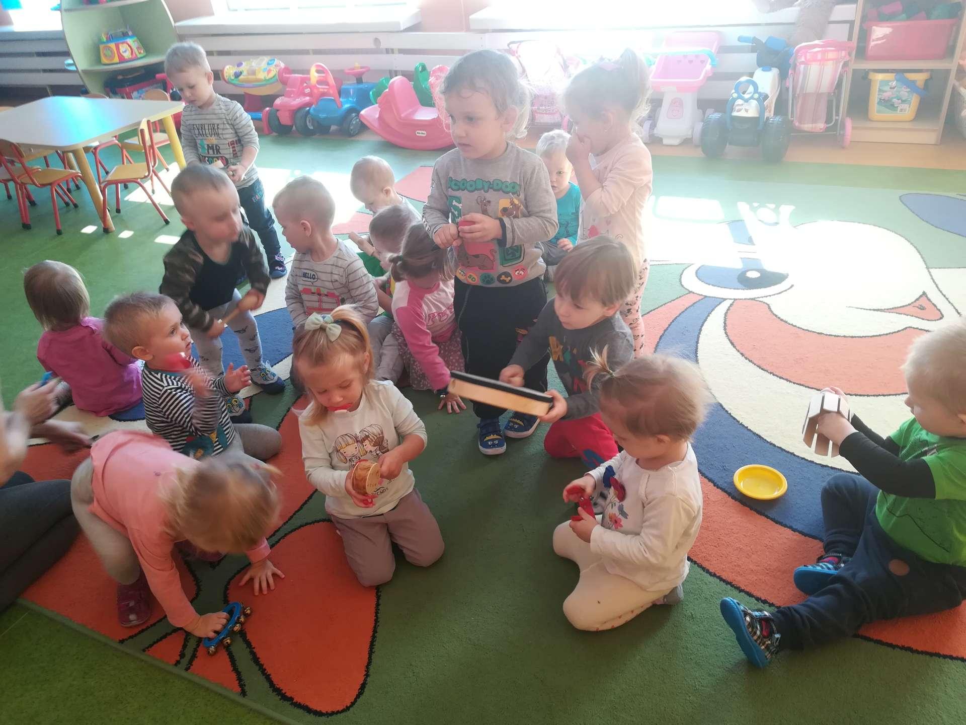 Przeglądasz zdjęcia z artykułu: Poznajemy instrumenty muzyczne