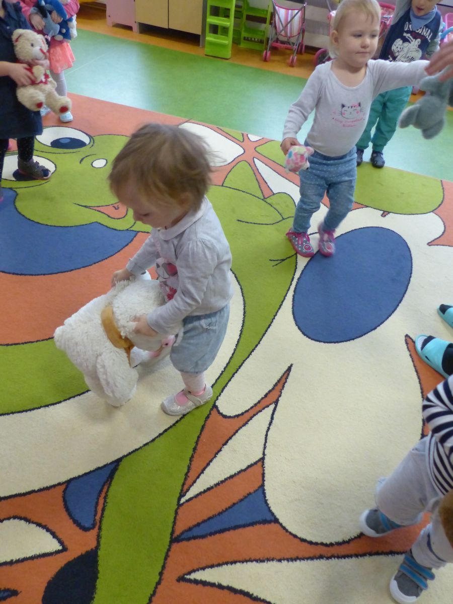 Przeglądasz zdjęcia z artykułu: Dziś tańczymy z Misiem
