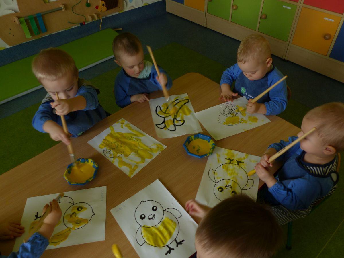 Przeglądasz zdjęcia z artykułu: Poznajemy kolor żółty