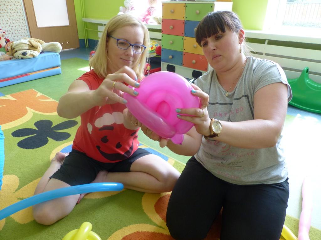 Przeglądasz zdjęcia z artykułu: Balonikowe cudeńka