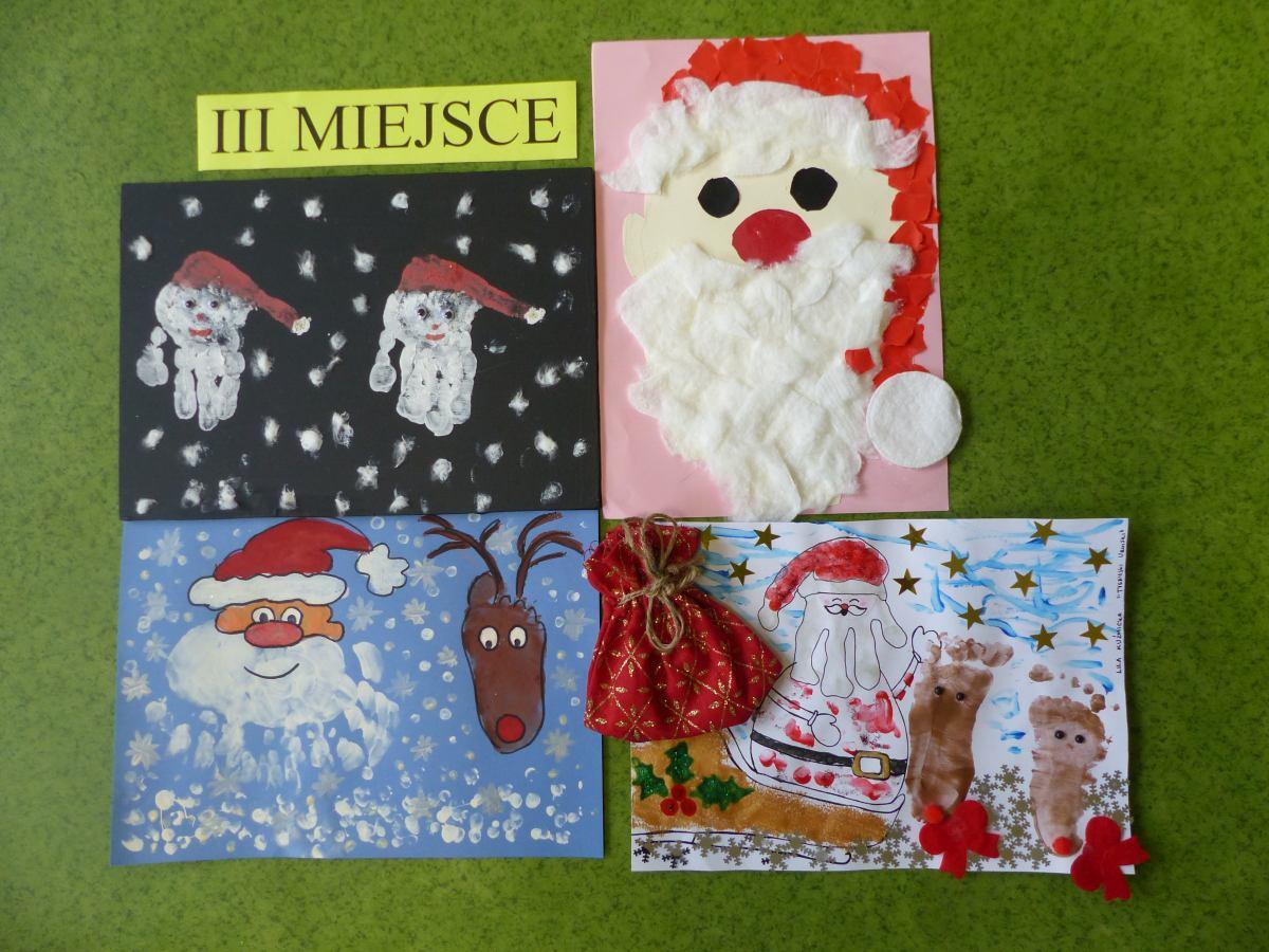 Przeglądasz zdjęcia z artykułu: Rozstrzygnięcie konkursu plastycznego 'Mój św. Mikołaj'