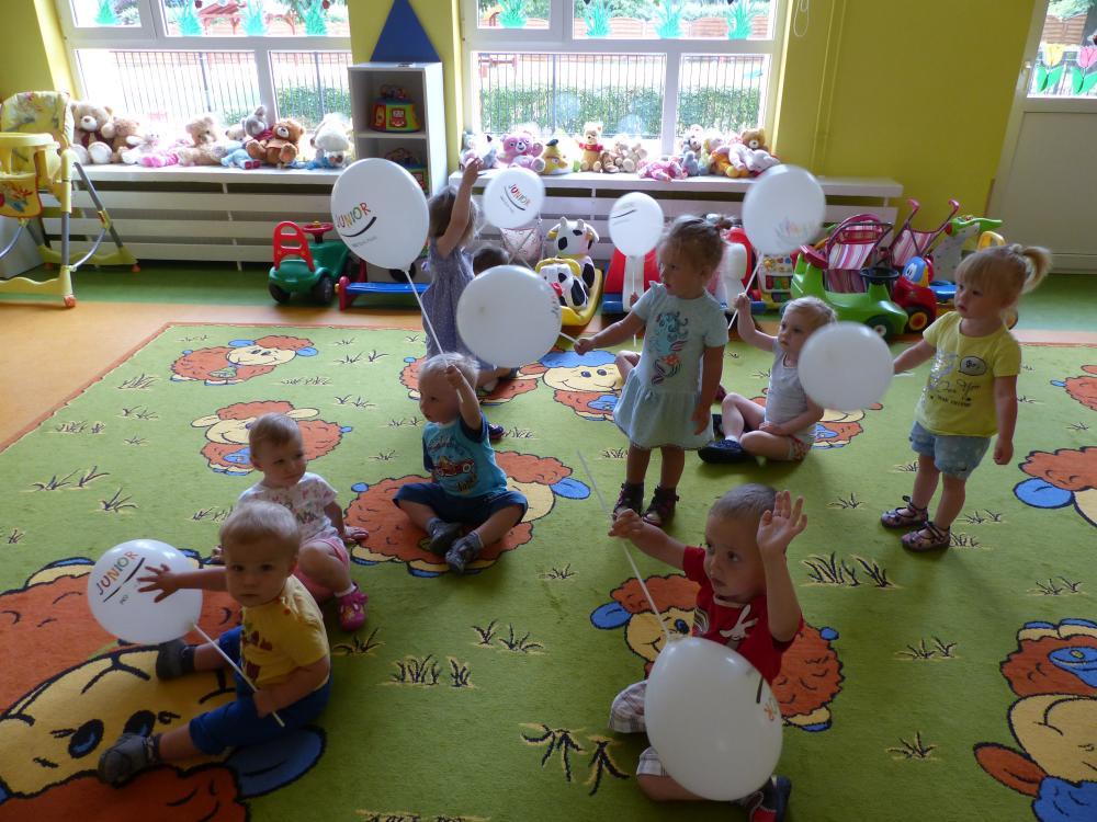 Przeglądasz zdjęcia z artykułu: Balonikowa niespodzianka