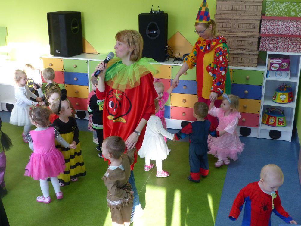 Przeglądasz zdjęcia z artykułu: Zabawa karnawałowa