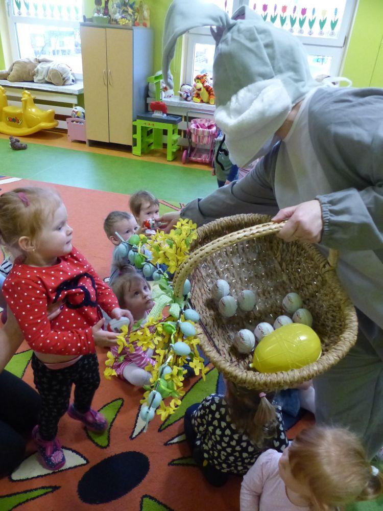 Przeglądasz zdjęcia z artykułu: Zajączek Wielkanocny