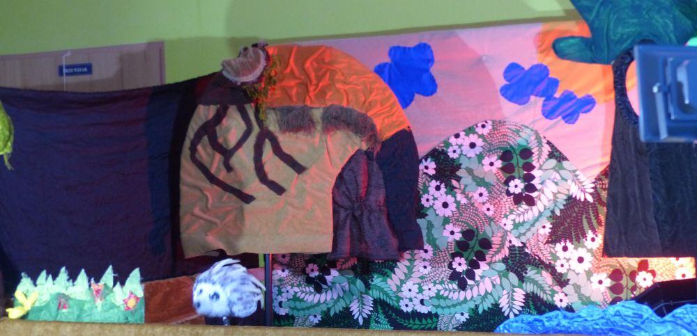 Przeglądasz zdjęcia z artykułu: Teatr lalek A KUKU