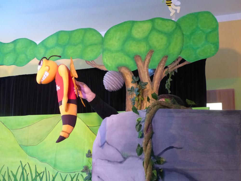 Przeglądasz zdjęcia z artykułu: Teatrzyk Tygrys Pietrek