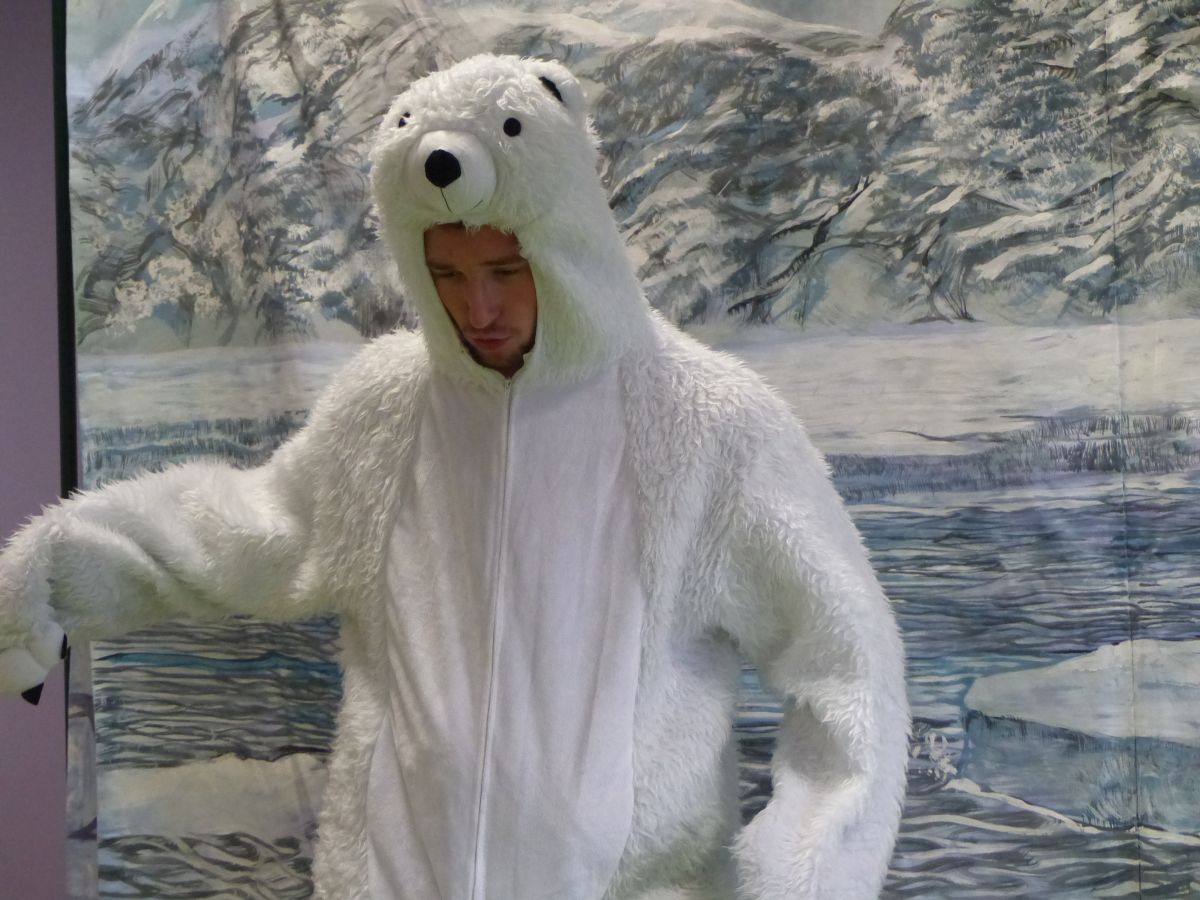 Przeglądasz zdjęcia z artykułu: Anaruk w Grenlandii