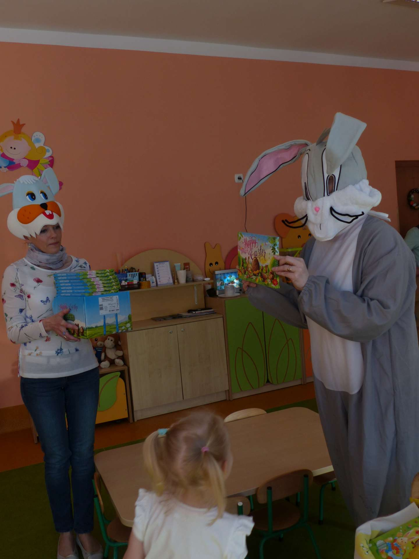 Przeglądasz zdjęcia z artykułu: Zajaczek 2019